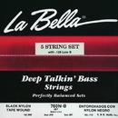LaBella - Labella Blk Nyl Tape 5-Str