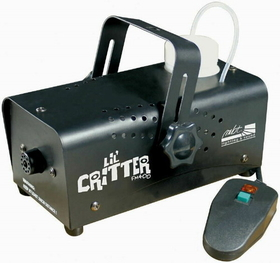 MBT Lighting - Lil Critter Fog Machine, Price/EACH