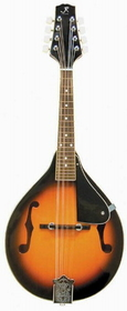 J Reynolds - J Reynolds Mandolin-Tob. Burst, Price/EACH