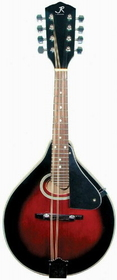 J Reynolds - J Reynolds Mandolin- Wine Red, Price/EACH