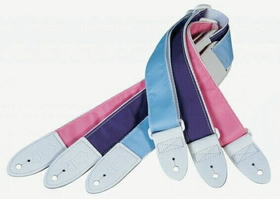 Levy's Leathers - Poly Girls' Guitar Strap, Price/EACH