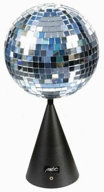 MBT Lighting Standing Mirror Ball