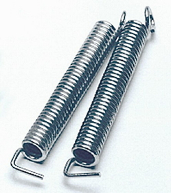 Retro Parts - Trem Spring 2Pk Nickel, Price/PACK