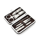 ALICE Classic Nailcare Set Eyebrow Trimmer Nail Scissors 7pcs Grooming Kit