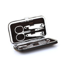ALICE Handheld Manicure Pedicure Tools Kit Nipper,Pusher,Tweezers 6 in 1