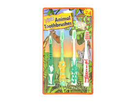 Kids animal toothbrushes, Price/package