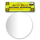 Round decorative craft mirror