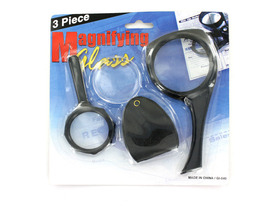 Magnifying glass set, Price/package
