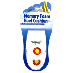 Memory foam heel cushion, Price/package