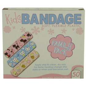 Bandages with kid's design, Price/package