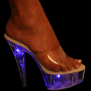 Karo's Shoes 0025 Blue Light approximately 6