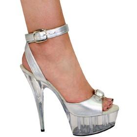 "Karo's Shoes 0034, approximately 6"" Heel"