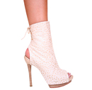 Karo's Shoes 3286-Ankle Boot approximately 5.5