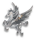 Pegasus of the Stars for Quick Thought & Creativity
