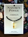 Amber Pendant for Life and Hope