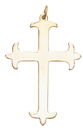 Celtic Cross Charm for Health, Courage, & Protection