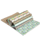 Aspire Decoration Paper Book, Gift Wrapping Paper, 10 Designs on 20 Sheets