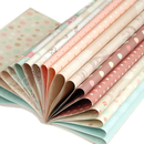 Aspire Pink Gift Wrapping Paper Book For Girl, 16 Designs on 32 Sheets