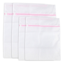 Aspire Set of 4 Wash Bag for Hosiery Intimates Bra Lingerie