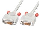 LINDY 41239 1m DVI-D Cable, Dual Link, Premium