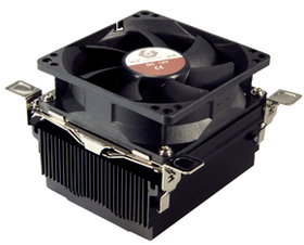 LINDY 73653 Intel Pentium 4 Heatsink & Ball Bearing Fan up to 3, 2 GHz, socket 478