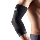 LP L250Z Elbow Sleeve with Silicone - Black