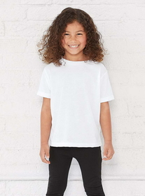 SubliVie 1310 Toddler Polyester T Shirt, Price/each