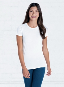 SubliVie 1610 Juniors Polyester T Shirt, Price/each