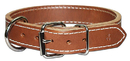 "Two-Ply Leather(Dee-In-Front Collars 1.5"" Width)"