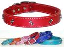 Signature Leather Collars(3/4