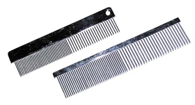 Steel Combs, Scratching Posts, Short Hair