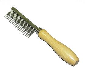 Shedding Comb