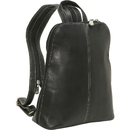 Le Donne Leather LD-1500  U Zip Womans Sling/Backpack