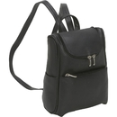 Le Donne Leather LD-9102  Womens Everyday Backpack