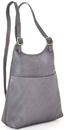 Le Donne Leather LD-961  Womens Slim Sling Backpack