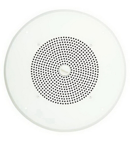1W Self-Amplified Ceiling Speaker- White
