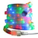 LEDgen C-ROPE-LED-4M-1-10-18 10MM 18' Spool Of Multi Colored LED Ropelight