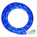 LEDgen C-ROPE-LED-BL-1-10-18 10MM 18' Spool Of Blue LED Ropelight