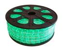 LEDgen C-ROPE-LED-GR-1-10 - 10MM 150' spool of Green LED Ropelight