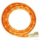 LEDgen C-ROPE-LED-OR-1-10-18 10MM 18' Spool Of Orange LED Ropelight