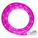 LEDgen C-ROPE-LED-PI-1-10-18 10MM 18' Spool Of Pink LED Ropelight