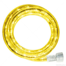 LEDgen C-ROPE-LED-YE-1-10-18 10MM 18' Spool Of Yellow LED Ropelight