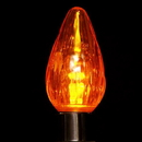 LEDgen F50-RETRO-GO - F50 Non-dimmable Gold Commercial Retrofit bulb with an E26 base and 10 Internal LED Chips