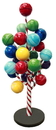 LEDgen WL-CNDY-GBALL-TR-7.5 - 7.5' Gumball Candy Tree