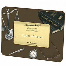 Lexington Studios Scales of Justice Small Frame