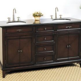 """Legion Furniture LF44 68.5"""" Sink Chest"""