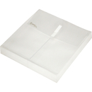 LION 22060-CR VEL-CLOSE-R Clear Poly envelopes