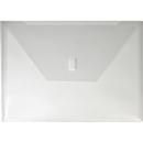 LION 22070 DESIGN-R-LINE Poly Envelope with Extra Pocket