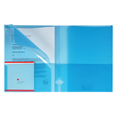 4-Pocket Plastic Presentation Folders
