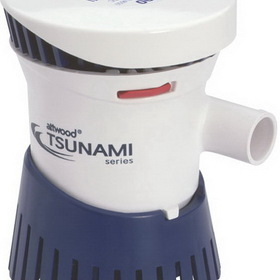 Attwood TSUNAMI BILGE PUMP 500 GPH 4606-7 (Image for Reference), Price/Each